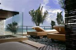 Beach at Mosquito Beach Hotel