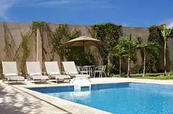 Pool at Magic Express Hotel