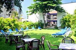 Garden at Nina Hotel