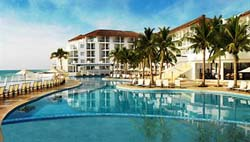 Pool & Beach - Playacar Palace