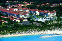 Airview of Riu Palace