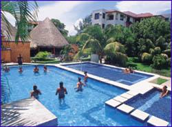 Pool at the Real Playa Carmen