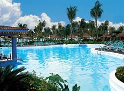 Pool at Riu Playacar All Incl