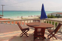 Beachfront in Riviera Maya