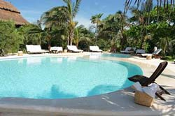 Pool at Tides Riviera Maya