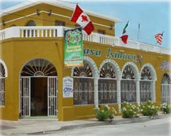 Street view of Casa Isidora