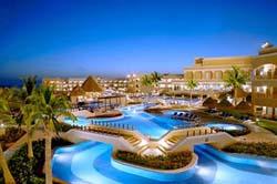 Pool at Aventura Cove Palace