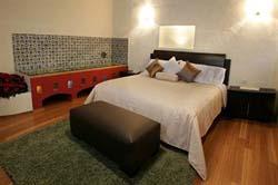 Bedroom at Casona San Antonio