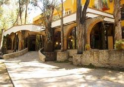 Entrance - Hacienda del Molino