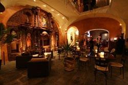 Lobby at Hotel Señorial