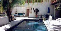 Pool at Casa de la Bugambilia
