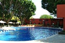 Pool at Hacienda Jurica