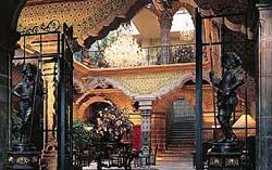 Grand Hall-Casa de la Marquesa