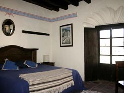 Guest Room at Meson Abundancia