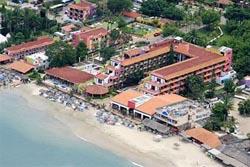 Air view - Decameron Los Cocos
