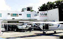 AeroSaab's Headquarters