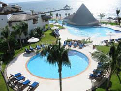 Caribbean View from La Ceiba