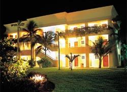 Nighttime at Bahia Principe