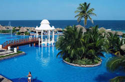 Pool at Paradisus Riviera Maya