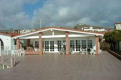 Terrace at Casa Clara