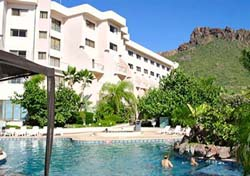 Pool at San Carlos Resort