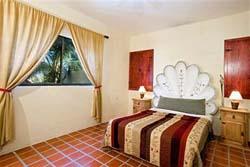 Bedroom at Marbella Suites