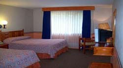 Bedroom at Mision La Muralla