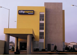 Streetview of City Express