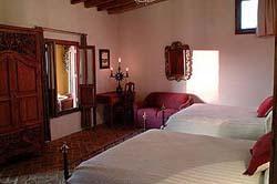 Bedroom at Hotel Bicentenario