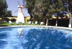 Pool at Mision El Molino