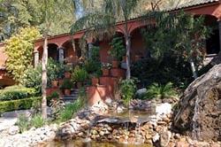Garden - Casa de Sierra Nevada