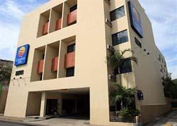Streetview-Comfort Inn Tampico