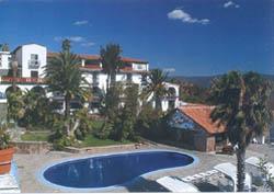 Pool at the de la Borda