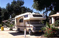 Campground at Rancho Ojai