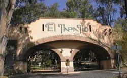Entrance to El Tapatio
