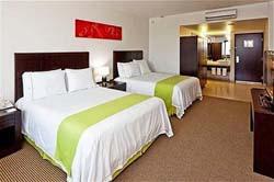 Bedroom at Holiday Inn ITESO