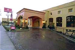 Streetview - Fiesta Inn Toluca