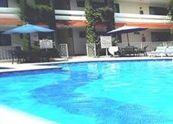 Pool at Howard Johnson Tuxtla