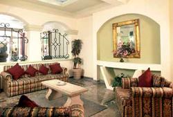 Lounge at Best Western Madan