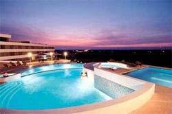 Pool at Villahermosa Hilton