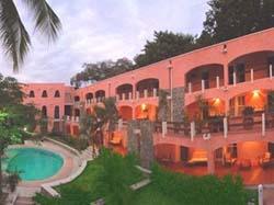 Pool at Zihua Caracol