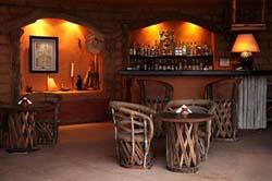 Bar at Casa Cuitlateca