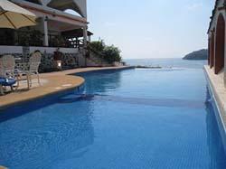 Pool at Casa Sun and Moon