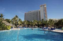 Pool at Park Royal Ixtapa