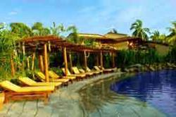 Infinity Pool at Tides Resort
